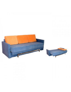 """Flipas-5"" Sofa su porankiais"