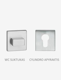 """Dvigubos durys """"PORT"""" Venge"""