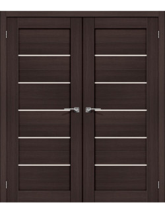 """Dvigubos durys """"PORT 2"""" Venge"""